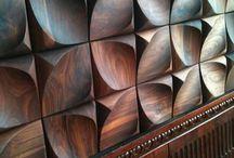 3D woodwall