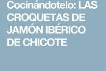 Croquetas ibericas