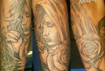 tattoos Eirini h Anupofori