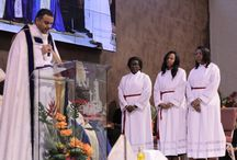 Consecration Service - London UK / Bishops and Sisters Consecration Service - London UK - 21st, 22nd Jan
