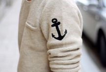 anchors away / by Margaret Bruch