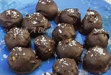 Truffle candies