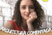 Gabriella Pádua Arquitetura / Gabriella é Arquitetura e Urbanista especialista em Design de Interiores pelo IED São Paulo. Faz parte da nova geração de arquitetos que se dedica, faz acontecer e está sempre conectada nas redes sociais!