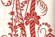 Cross Stich monogram