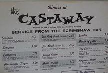 Vintage LA Dining & Food Scene