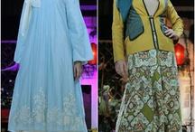 kebaya and dress muslim