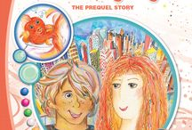 The JNP Project / Chapter books for children featuring Jane and Jake and a talking goldfish called Oracle. They go on adventures in the undersea world of Awesome and learn about their inner awesome.