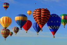 Hot Air Balloons / by Donna Miller