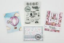 1 sello 3 tarjetas