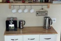 coffe station