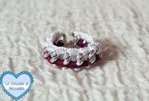 Handmade bijoux / Bijoux fatti a mano da me e le mie collaboratrici