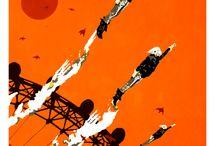 Rocketeer!! / by Michi ek
