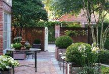Βεράντες & Κήπος