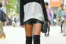 Urban Fashion / by Awilda Legarreta