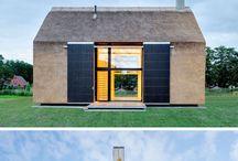 hytter og småhuse