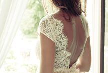 Brudekjoler og buketter