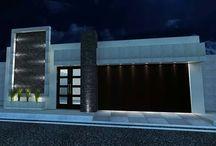 fachadas e ideas para la casa
