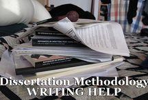 Methodology Chapter Writing