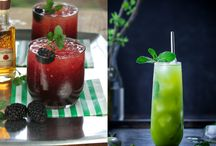 Adult Beverages / Beverages that contain alcohol.