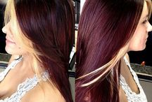 Hair Color / by Dina Anderson
