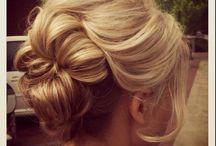 Turning blond...