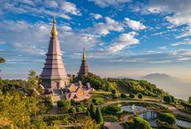 Adventure through Thailand