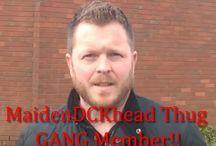 Slough MaidenDCKhead Police Thug Gang