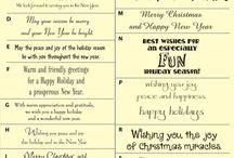 Christmas / by Lindsay Cornelson
