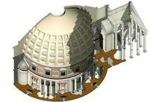 #Arch #Antique / Ancient masterpieces of architecture...