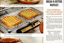Food / Waffle