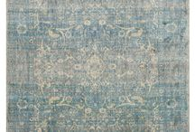 vintage antique carpet rag