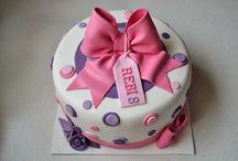 Saját torták / My own cakes