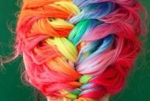 hair / by Susan Scott