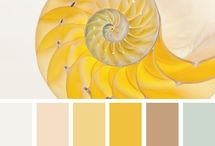 yellow pallete
