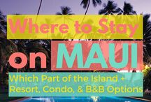 Maui Hawaii Guides / Where to stay,where to eat, tour guides etc.