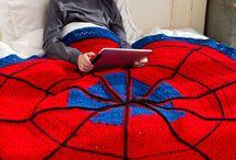 Crochet Afghans/Bedspreads