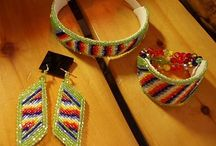 Native American Bead Work & Others ♥ ♥ / by Barbara Ready
