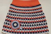 Crochet ~ Skirts / by Cindy Valdez Salgado