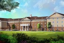 UWA Residence Halls / by UWA Housing
