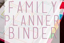 family binders