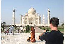 Taj Mahal Trip By Car