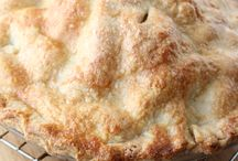 I love Apple Pie / Yummy warm apple pie from different countries