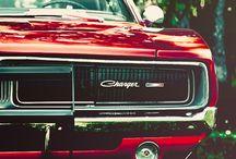 アメリカンマッスルカー