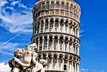 Leaning tower of Pisa / #Pisa - The #Leaning #Tower city