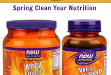 NOW Sports Products / Adulterant Free Sports Nutrition For Superior Health and Results