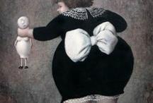 """""""Le fantastiche tonde """" di JEANNE LORIOZ"""