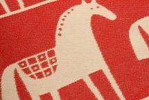 scandi fabric designs