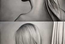 Pencils drawings