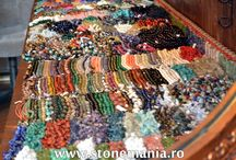 Magazin StoneMania Bijou / StoneMania Bijou - Magazin bijuterii cristale naturale si pietre semipretioase in Bucuresti. Adresa: Bulevardul Carol I Nr. 25 (Piata Rosetti) www.stonemania.ro