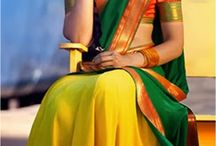 My Dream Half sarees / Half sarees gives the feel of being young!! How about being young forever??